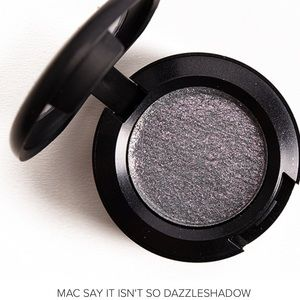 NWT MAC Cosmetics Say It Isn't So Dazzleshadow Eye